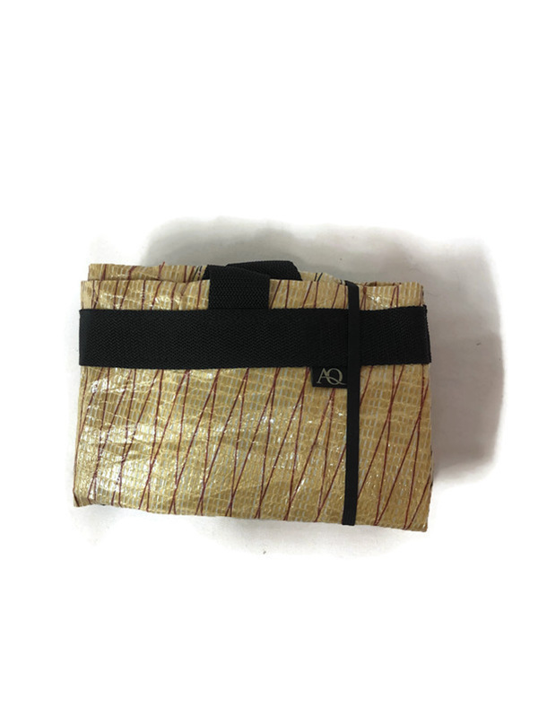 recycled sailcloth bag made in NZ