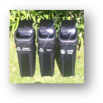 Recycling Bins 32L