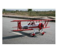 Red Baron Pizza Squadron's Stearman (20cc) 0.2m3 by Seagull Models