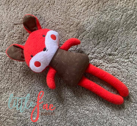 Red Fox Toy