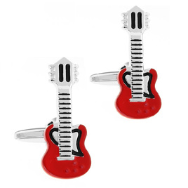 Guitars - Red