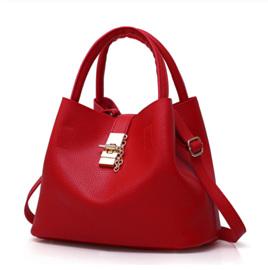 Red Handbag + extra pouch!