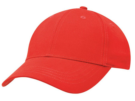 Red Kids Cap