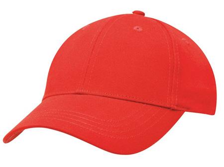 Red Kids Cap