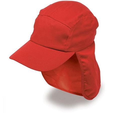 Red Legionnaire Hat