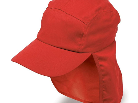 Red Legionnaire Hat