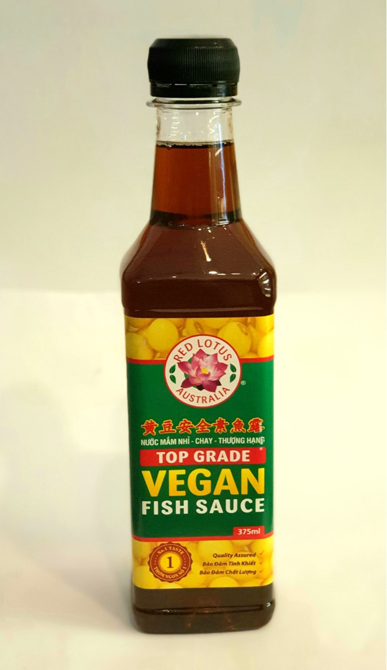 Red Lotus Vegan Fish Sauce