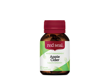 Red Seal Apple Cider 60 Capsules
