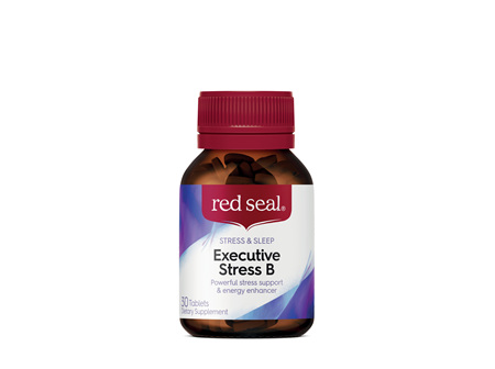 Red Seal Executive Stress B 30 Tablets
