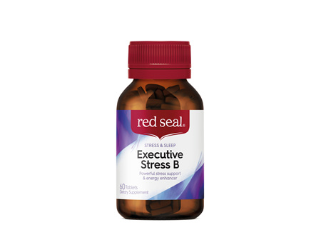 Red Seal Executive Stress B 60 Tablets