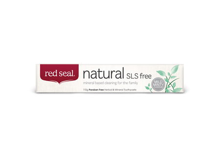 Red Seal Toothpaste Natural ( SLS free) 110g