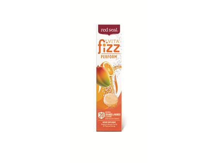 Red Seal VitaFizz Perform Orange Mango 20s