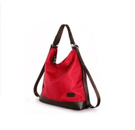 Red Shoulder Handbag