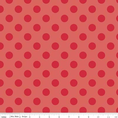 Red spot bib