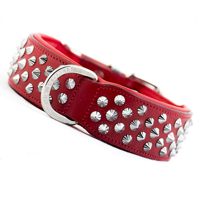 Rogue Royalty Imperial Red Diamond Collar