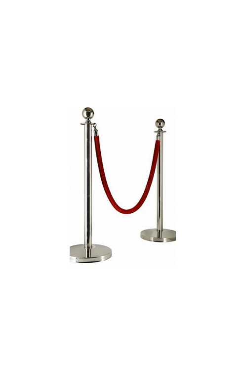 red velvet rope, barrier