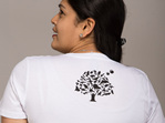 REDUCED TO CLEAR! Forest & Bird T-Shirt - Womens