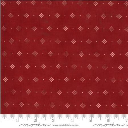 Redwork Gatherings Album Red 49118-13