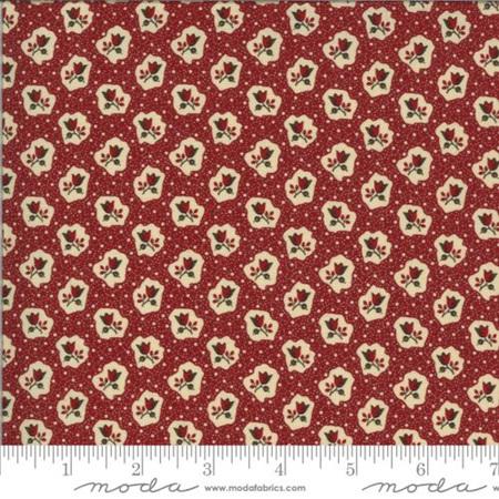 Redwork Gatherings Tulip Dark Red 49119-13