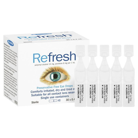 Refresh Eye Drops 0.4ml x 10