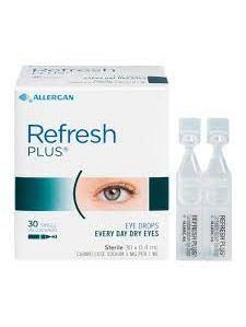 Refresh Plus Eye Drop 30x0.4ml