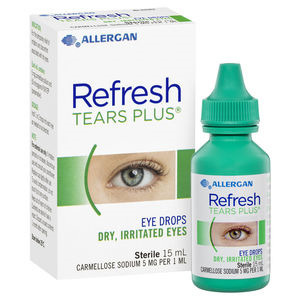 Refresh Tears Plus Eye Drops 15ml