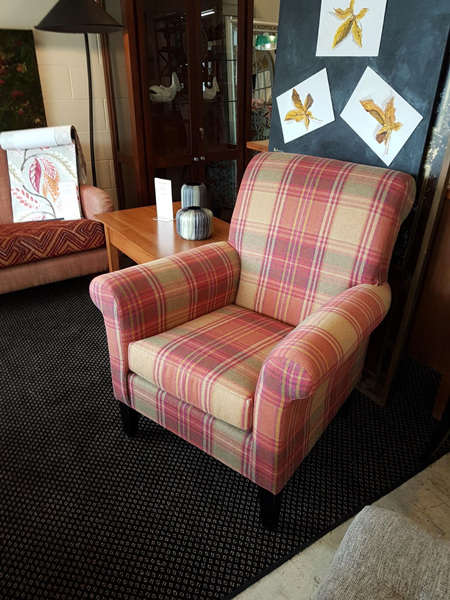 Regent Sofa & Chair