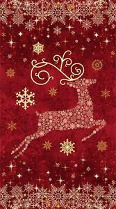 Reindeer Prance Red