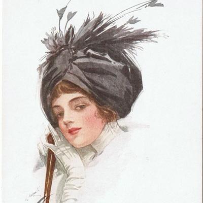 Reinthal & Newman vintage postcards