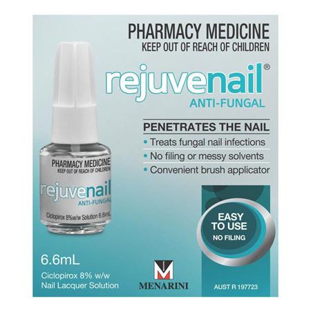 Rejuvenail Anti-Fungal Nail Solution 6.6ml