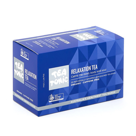 RELAXATION TEA 20 BAGS