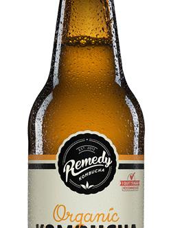 Remedy Ginger Lemon - 330ml