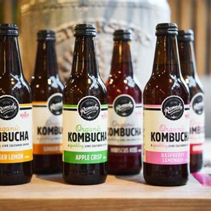 Remedy Organic Kombucha Mixed Flavours - 330ml