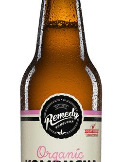 Remedy Raspberry Lemonade - 330ml