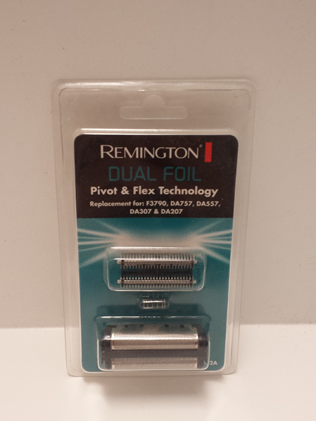 Remington DUAL FOIL F3790, DA757, DA557, DA307, DA207 SHAVING HEAD PART SP-62A