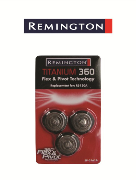 Remington Titanium 360 SP-5161A