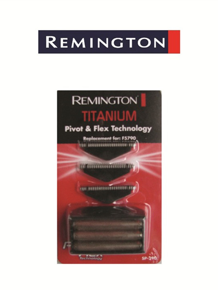 Remington Titanium F5790  SHAVING HEAD SP-390