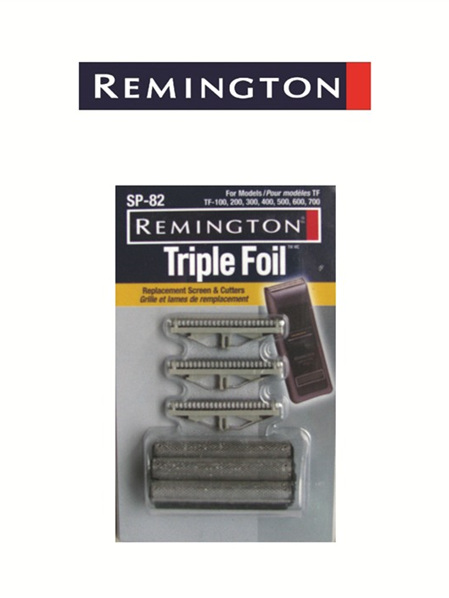 Remington Triple Foil SP-82