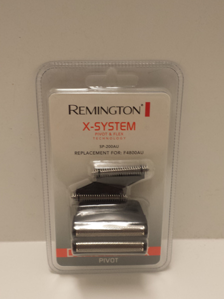 Remington X - SYSTEM SHAVING HEAD  F4800AU PART SP-200AU