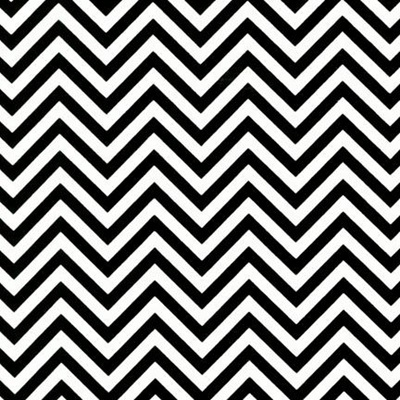 Remix Chevron - Black