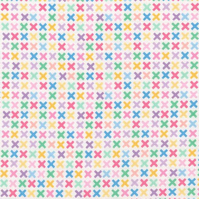 Remix Crosses - Pastel