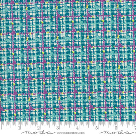 Remix Plaid Lagoon 1816113