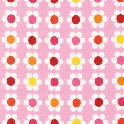 Remix Spots - Pink Daisy