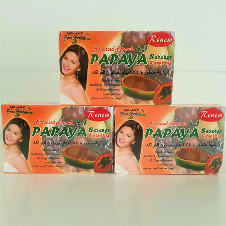 RENEW PAPAYA SOAP