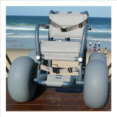 Rental - All Terrain Beach Wheelchair
