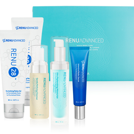 Renu Advanced Skin & Body Care Kit