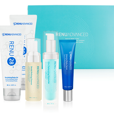 Renu Advanced Skin & Body Care Kit