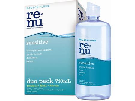 RENU Sensitive Multi Purpose Duo 2x 355ml