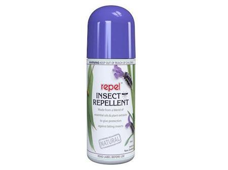 Repel Nz Repel Natural Insect Repellent RollOn 60Ml