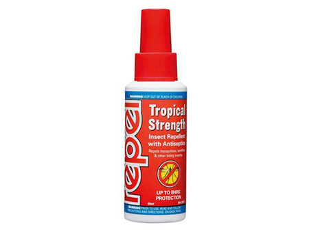 Repel Nz Repel Tropical Strength Pump Spray 60Ml